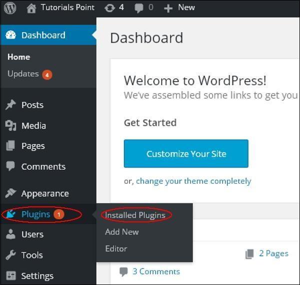 WordPress View Plugins