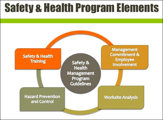 elements of safety Usq safety management system elements elements information on all safety  issues at usq can be found within the 12 elements of the safety management.
