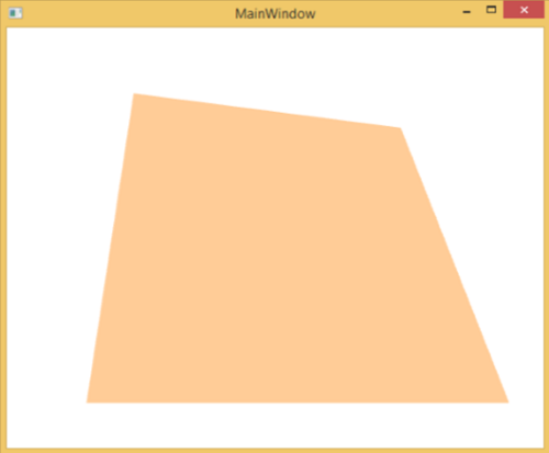 WPF - 3D Graphics - Tutorialspoint