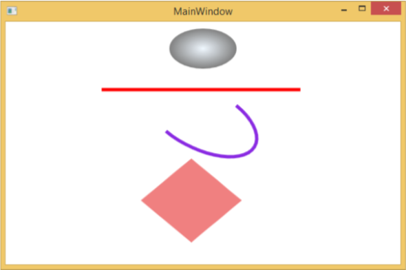 WPF - 2D Graphics