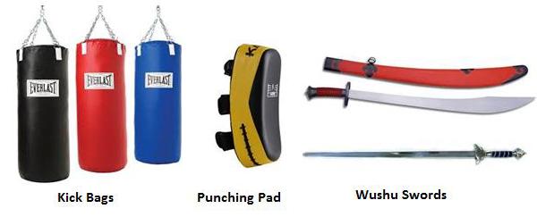 Wushu Equipments