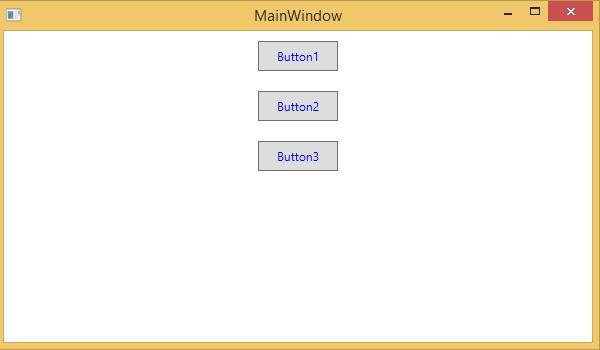 XAML - Quick Guide - Tutorialspoint