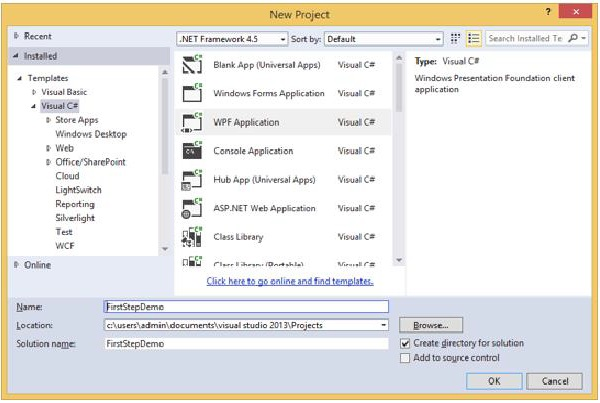 XAML - Quick Guide - Tutorialspoint