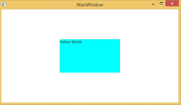Hello World Example